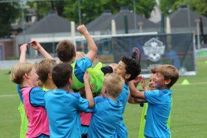 Voetbalfeestje verjaardag