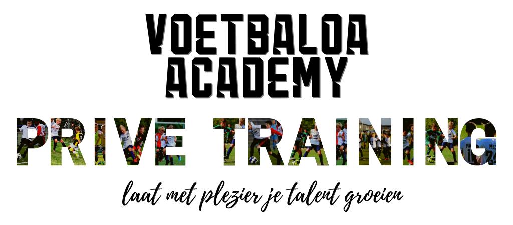 prive training, 1 op 1 training voetbalschool
